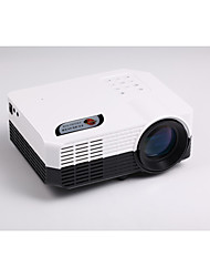 LED2018 Mini Projector HD 1080P LCD Portable