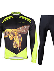 cheap -Ilpaladin Sport Men Long Sleeve Cycling Jerseys Suit CT737