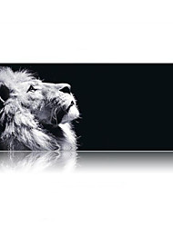 Super Large Size 90cm*40cm Lion Print Game Mouse Pad Mat Laptop Gaming Mousepad