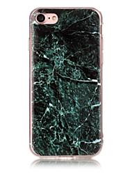 billige -Til iphone 7 7 plus case cover imd bagside cover marmor soft tpu til iphone 6s 6 plus 6s 6 se 5s 5 5c 4