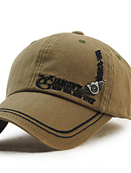economico -Unisex Estate Per tutte le stagioni Cotone Vintage Casual Berretto con visiera Cappello da sole,Solidi
