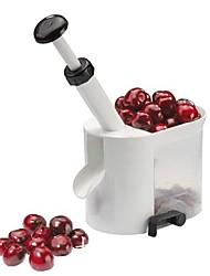 cheap -1 Cherry Seed Remover For Fruit Plastic High Quality Creative Kitchen Gadget