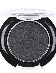19 Lidschattenpalette Schimmer Lidschatten-Palette Puder NormalHalloween Make-up Party Make-up Feen Makeup Cateye Makeup Smokey Makeup