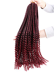 Crochet Curly Braids Hair Extensions Hair Braids
