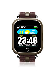 Bello bluetooth i5 smartwatch impermeabile bambini anziani sos gps tracking intelligente orologio anti-perso allarme per iOS android phone