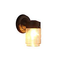 preiswerte -Wandleuchte modern / zeitgenössische schwarze Oxid-Finish-Funktion für Mini Styleambient Licht Wandleuchten