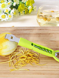 cheap -3-in-1 Stainless steel Lemon Shaver Multi-function Planer Wiper with Wine Bottle Opener Bottle Opener