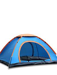 3-4 persone Tenda Igloo da spiaggia Singolo Tenda da campeggio Una camera Tenda ripiegabile Antiumidità Ompermeabile Resistente ai raggi