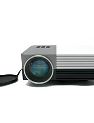 LCD VGA (640x480) Projecteur,LED 1200 Portable HD Projecteur