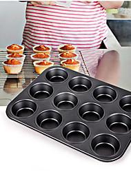 Ustensiles de cuisson définit gâteau cupcake pour gâteau moule (nickelé) gâteau moule, outil de cuisson