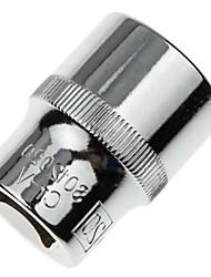 Stahl Schild 12.5mm Serie metrische 12 Winkel Standard Hülse 20mm / 1 Unterstützung