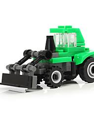 cheap -Toy Cars Building Blocks Toys Tank Excavating Machinery Plastics Boys Unisex Pieces