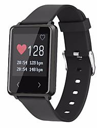 Bracelet d'Activité iOS AndroidEtanche Longue Veille Calories brulées Pédomètres Enregistrement de l'activité Santé Sportif Ecran tactile