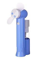 cheap -HHY New USB Charging Fan Student Outdoor Handheld Electric Water Jet Toy Fan