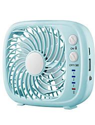 Недорогие -Вентилятор охлаждения воздухаДлительное время ожидания Универсальный USB-стандарт Тонкий дизайн LED Прохладный и освежающий Легкий и