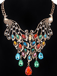 cheap -Women's Girls' Bird Animal Luxury Unique Design Dangling Style Animal Design Classic Vintage Rhinestone Bohemian Basic Rhinestones