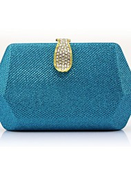 Women Bags Spring/Fall All Seasons Other Leather Type Clutch Rhinestone for Wedding Event/Party Casual Sports Formal Outdoor Office &