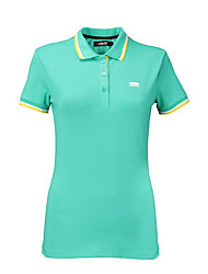 cheap -Women's Short Sleeves Golf T-shirt Top Golf Golf