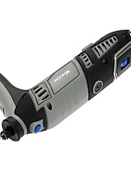 Kkmoon 220-240v ac outil de coupeuse de vitesse de régulation pour fraisage polissage perçage coupe kit de gravure multifonctionnel