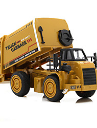 cheap -Die-Cast Vehicles Toy Cars Toys Construction Vehicle Excavator Toys Truck Excavating Machinery ABS Metal Alloy Pieces Unisex Gift