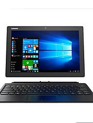 abordables -Lenovo Miix510 12.1 pouce 2 en 1 Tablet (Windows 10 1920*1200 Quad Core 8GB+256GB) / USB / Micro USB / Prise pour Ecouteurs 3.5mm / IPS