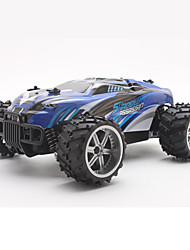 RC Car S737 27MHz Off Road Car High Speed 4WD Drift Car Buggy 1:16 18 KM/H Remote Control Rechargeable Electric