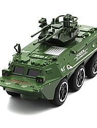 Недорогие -Военная техника / Танк Игрушечные грузовики и строительная техника / Игрушечные машинки 1:32 моделирование Универсальные Детские Игрушки Подарок