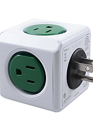 Ditou us pulg 4 prese 1,5 m cavo di alimentazione socket power strip