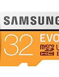 Недорогие -SAMSUNG 32 Гб Карточка TF Micro SD карты карта памяти UHS-I U1 Class10 EVO