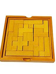 economico -Costruzioni Modellini di legno per il regalo Costruzioni Lengo naturale 6 anni e sopra 3-6 anni Giocattoli