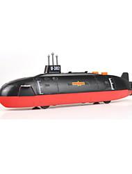 Недорогие -Игрушки Наборы для моделирования Катер Авианосец Игрушки моделирование Прочее Военные корабли Авианосец Корабль Металлический сплав Куски