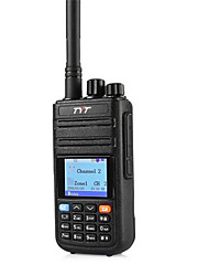 cheap -TYT MD-380G Walkie Talkie Handheld GPS Power Saving Function Voice Prompt Encryption CTCSS/CDCSS LCD Display Scan 1000 2000.0 Walkie