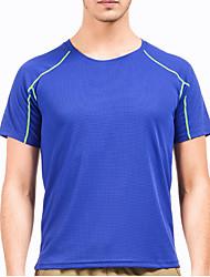 preiswerte -Herrn Damen T-Shirt für Wanderer Kleidungs-Sets für Rennen Freizeit-Radfahren Wandern Sommer S M L XL XXL