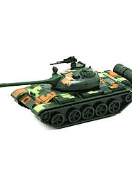 Недорогие -Танк Игрушечные грузовики и строительная техника Игрушечные машинки 1:32 моделирование Детские Универсальные Мальчики Девочки Игрушки Подарок