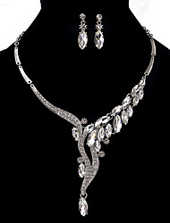 cheap -Women's Jewelry Set - Bullet Unique Design, Euramerican Include Gold / Black / Silver For Party / Anniversary / Gift