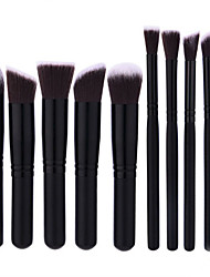 cheap -1set Makeup Brush Set Nylon Other Beech Wood Face