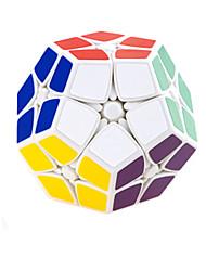 baratos -Rubik's Cube MegaMinx Cubo Macio de Velocidade Cubos Mágicos Cubo Mágico Adesivo Liso Plásticos Outros Dom