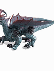 cheap -Dragon & Dinosaur Toy Model Building Kit Toys Dinosaur Figures Jurassic Dinosaur Dragons Triceratops Tyrannosaurus Rex Plastic Children's