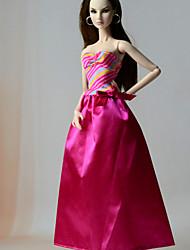 economico -Abiti Vestiti Per Bambola Barbie Abito Per Ragazza Bambola giocattolo