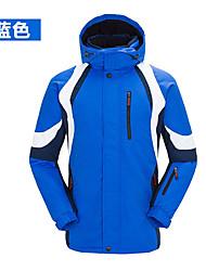 Per uomo Giubbino da escursione Tenere al caldo Traspirante Pantalone/Sovrapantaloni per Sci Scalate Sport da neve Primavera Autunno 150