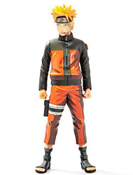 Anime Action-Figuren Inspiriert von Naruto Naruto Uzumaki PVC 28 CM Modell Spielzeug Puppe Spielzeug