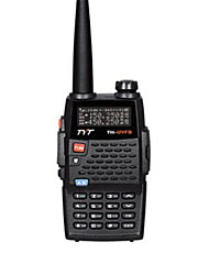 Tyt th-uvf9 handheld bidirecional rádio dual band tyt transceptor 5w walkie talkie