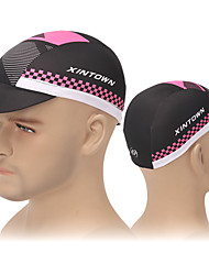 XINTOWN Women's Polyester Breathable Sweat Absorbent Sports Sun Cycling Cap
