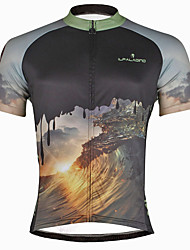 Breathable And Comfortable Paladin Summer Male Short Sleeve Cycling Jerseys DX752