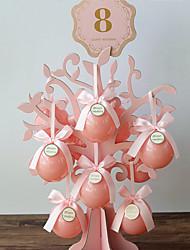 1 Porta-bomboniera-Creativo Carta Plastica Vasi e bottiglie per dolci Non personalizzato