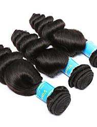 cheap -Vinsteen Burmese Loose Wave 3 Bundles 300g (22 24 26 inch) Cheap Human Hair Extensions Natural Human Hair Weave Dyeable Human Hair Weft