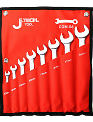 Jtech Metric Combination Wrench Set 6 Pack Com-S6A/1