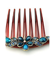cheap -Hair Combs Headpiece Wedding Party Elegant Feminine Style Combs