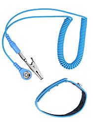 Bracelet anti-élastique pour poignet type de réglage rapide (salle blanche) en plus du bracelet statique enlever le bracelet