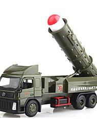 economico -Macchinine giocattolo Veicoli a molla Camion militare Giocattoli Coda Lega di metallo Metallo Stile cinese Pezzi Non specificato Regalo